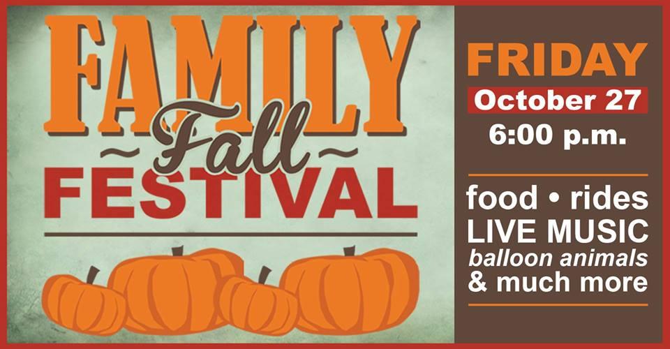 Dawson Family Fall Festival