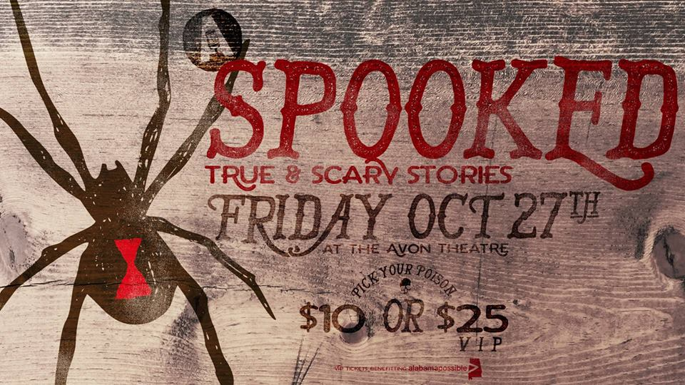 Spooked: True & Scary Stories Arc Stories