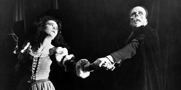 1925 Phantom of the Opera Film