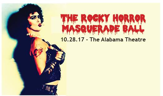 The Rocky Horror Masquerade Ball 2017