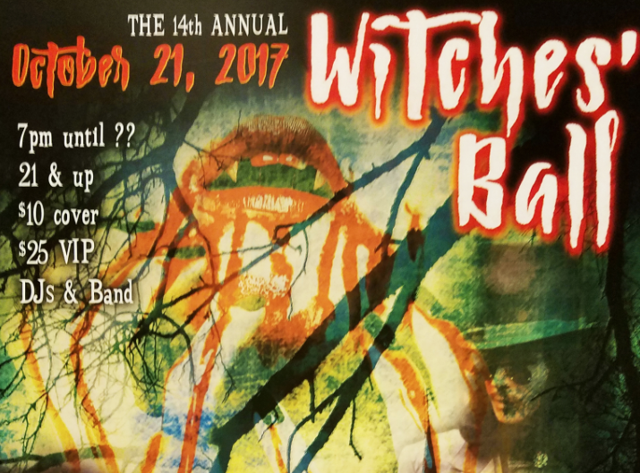 Magic City Witches Ball 2017