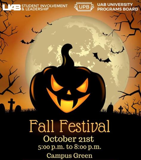 UAB Fall Festival