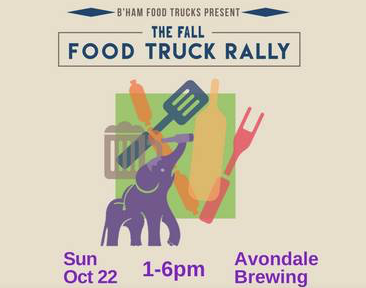 Fall Food Truck Rally at Avondale