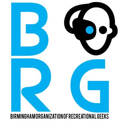 B.O.R.G. Birmingham Logo