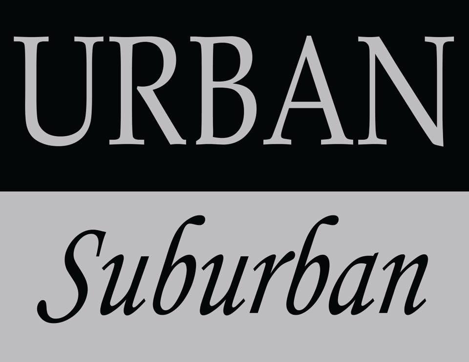 Urban Suburban Logo
