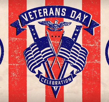 Veterans Day Logo Pizitz
