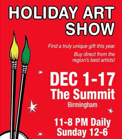The Summit Holiday Art Show