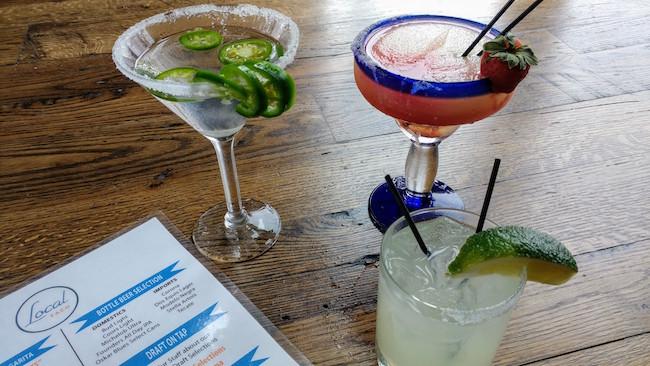 Local Taco Birmingham Cocktails and Margaritas