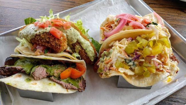 Local Taco Four Tacos Birmingham, AL