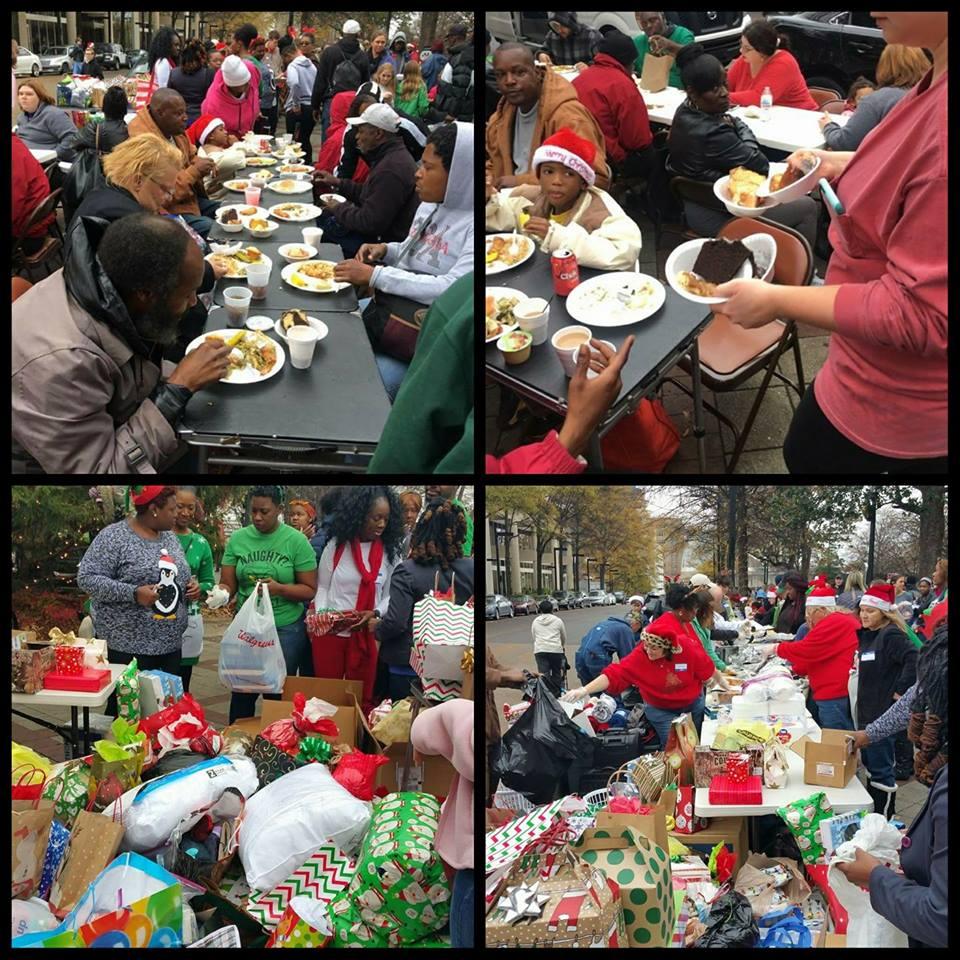 Christmas Blessings Birmingham AL