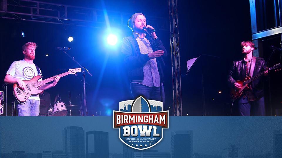 Uptown Street Fest for Birmingham Bowl