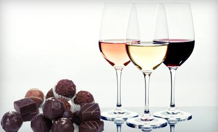 Wine and Match Chocolate