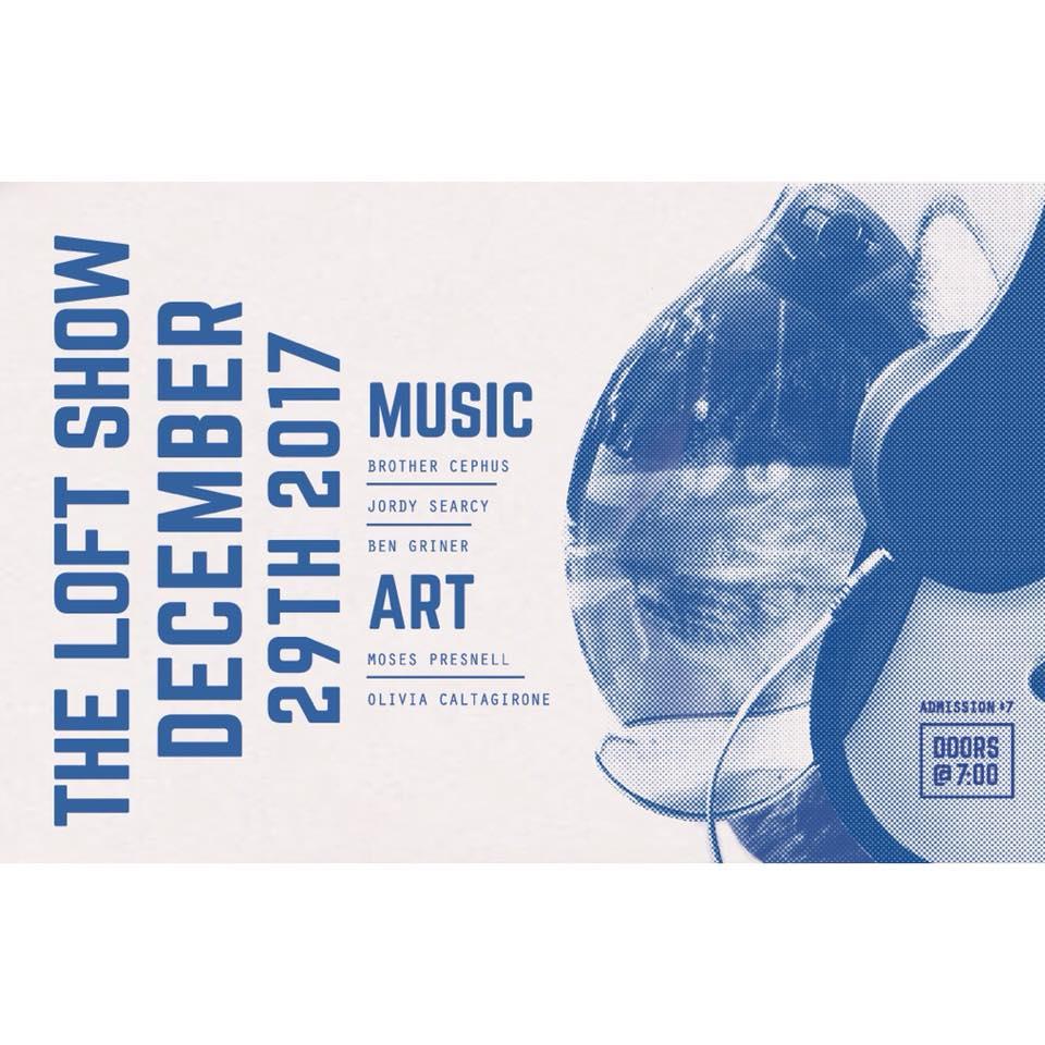 December Birmingham Loft Show