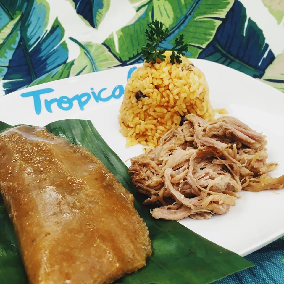 Tropicaleo Birmingham Food