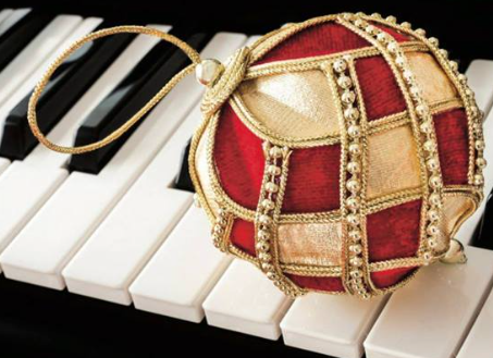 WBHM Tis the Season: Ornament on Piano