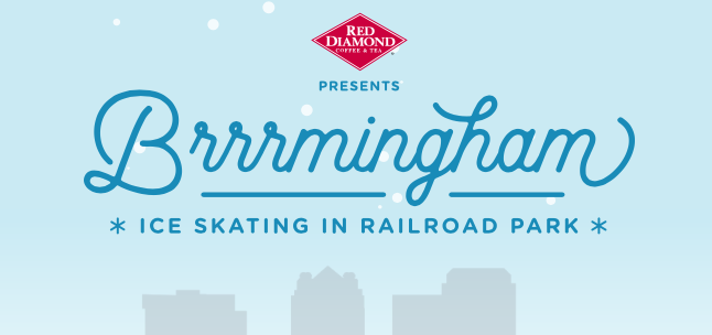 Brrrmingham Ice Skating