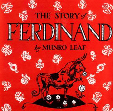 The Story of Ferdinand Book