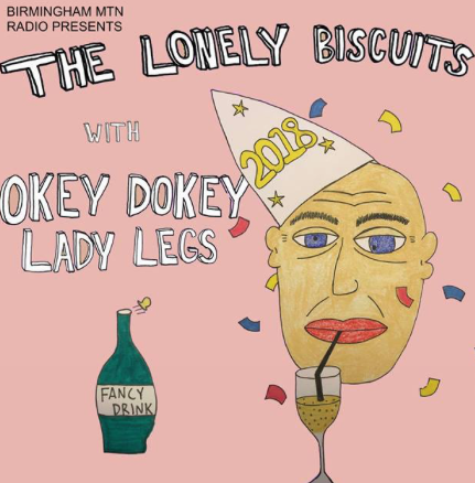 NYE Eve with Lonely Biscuits at Saturn