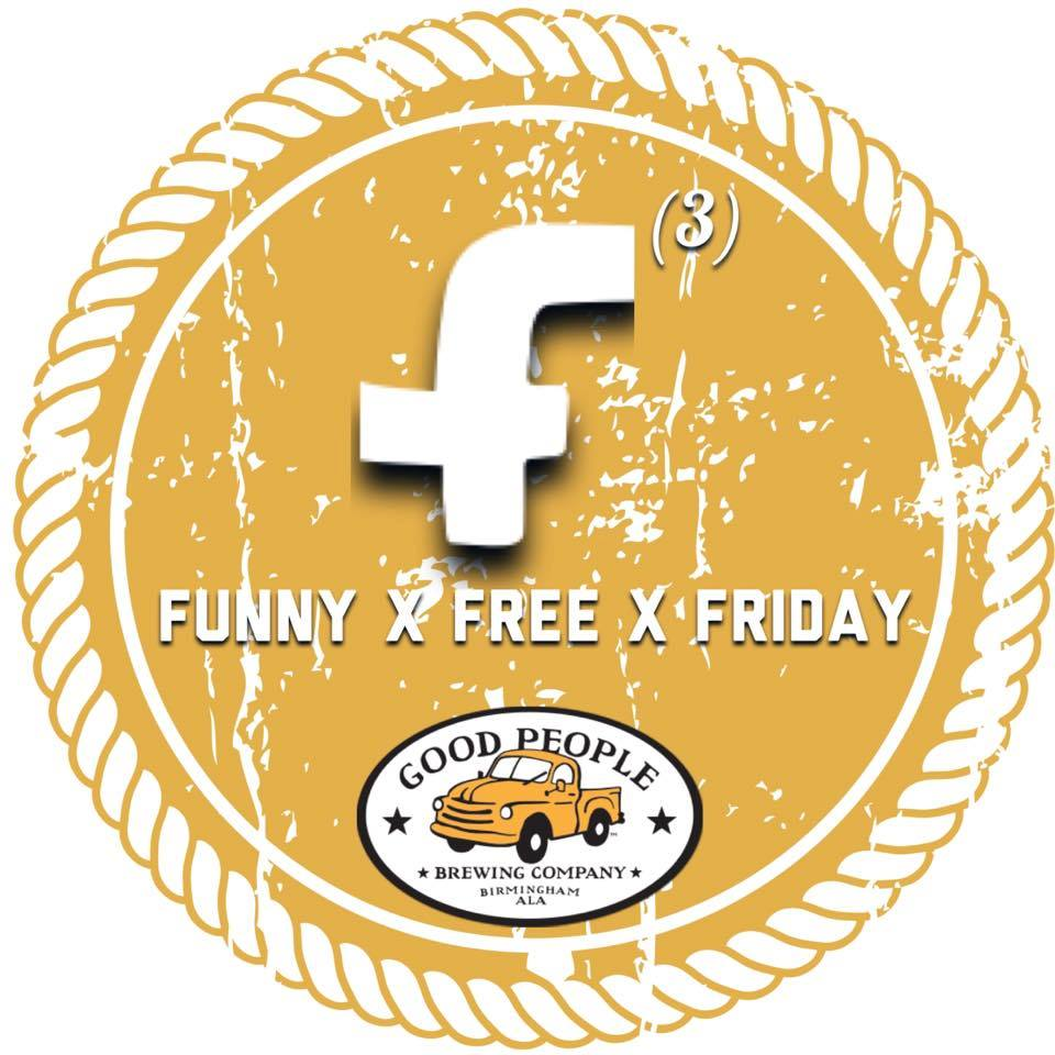 Fun Free Friday Comedy Show