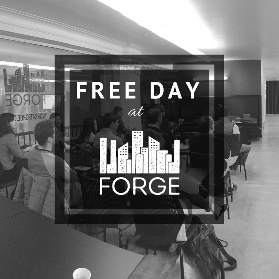 FREE Day at Forge Birmingham
