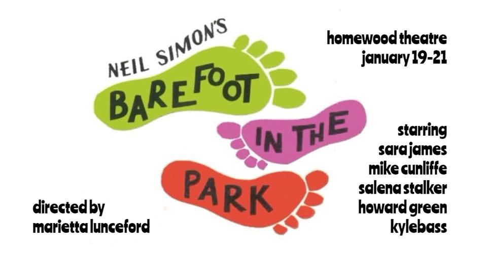 Barefoot in the Park Play