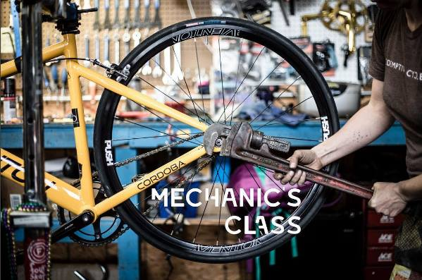 Redemptive Cycles Master Mechanic Class