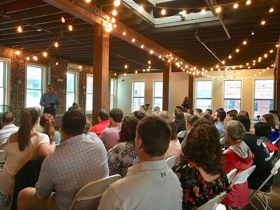 BOLD Speaker Series at Avondale Brewing Company