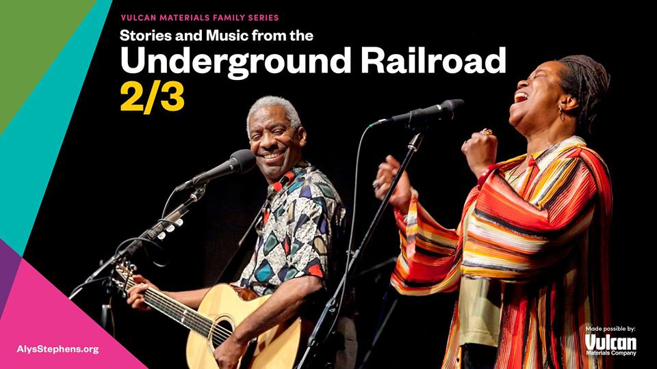 Music & Stories of the Underground Railroad