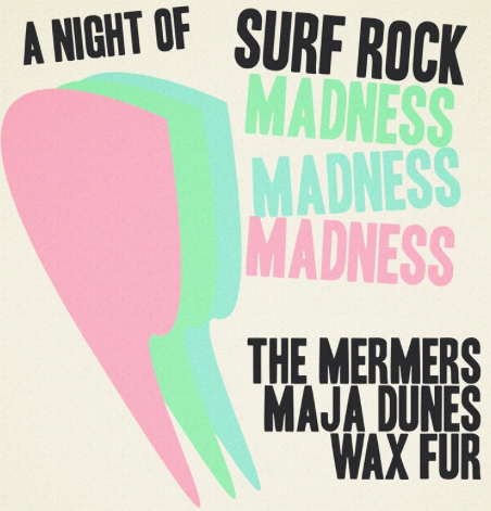 Surf Rock Madness at Syndicate Lounge