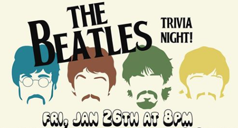 The Beatles Trivia Night