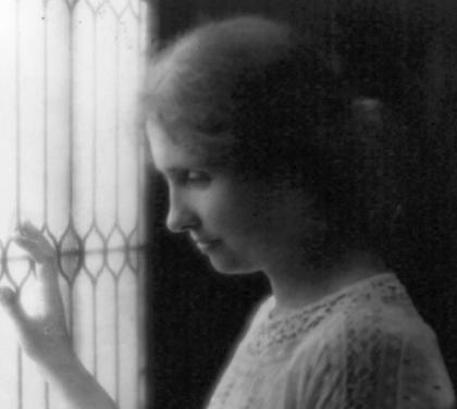 Helen Keller Art Show