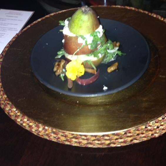 Preservery Pear Dish