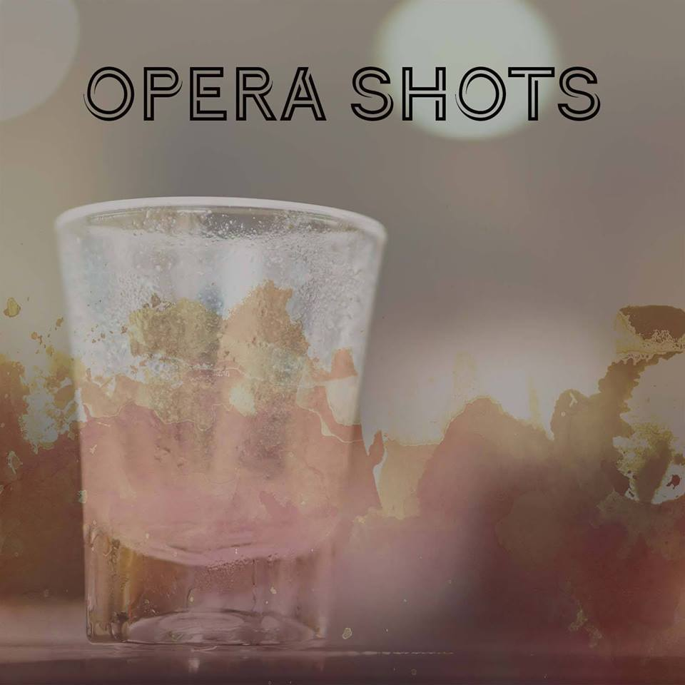 Opera Shots Valentine's Day Edition
