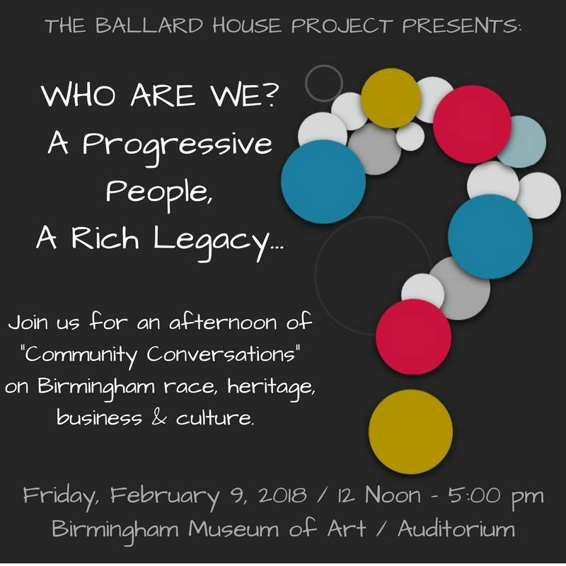 Who Are We? Ballard House Project