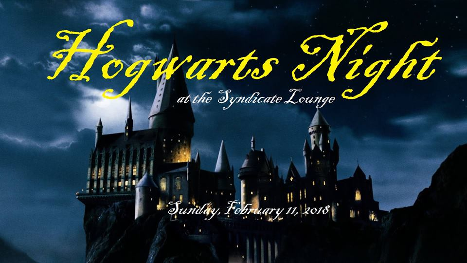 Hogwarts Night at Syndicate Lounge