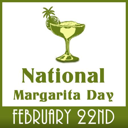 National Margarita Day 2018