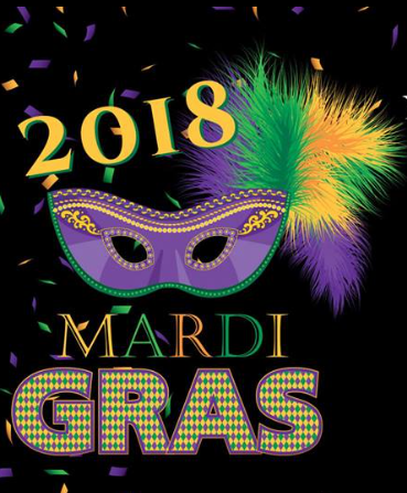 Mardi Gras Masquerade for Kid One Transport