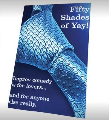 Vulcans Underpants 50shades of YAY!