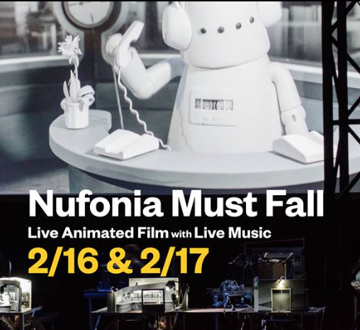 Nufonia Must Fall
