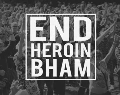 End Heroin BHAM