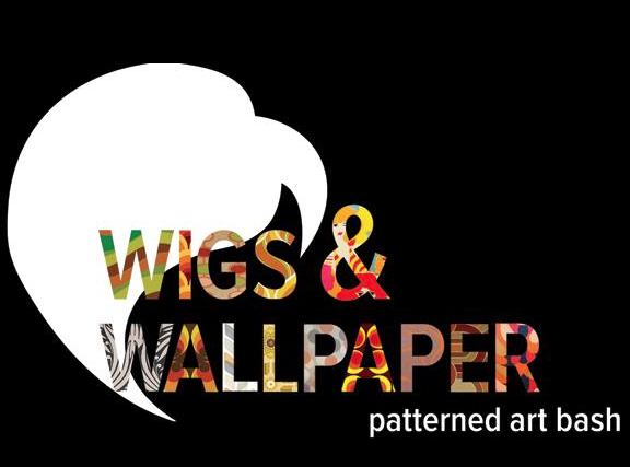 Wigs & Wallpaper: Patterned Art