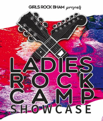 Ladies Rock Camp Showcase