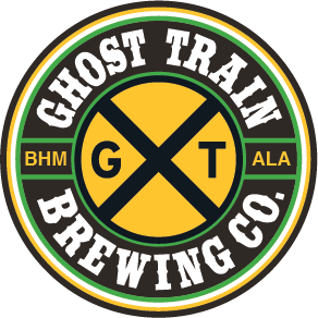 Ghost Train Brewing Co. Logo