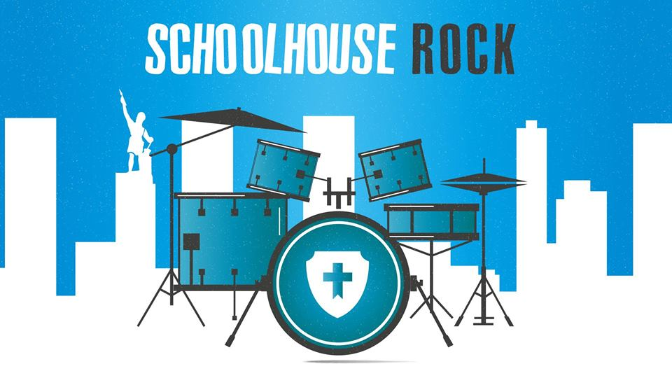 Schoolhouse Rock for Cornerstone Birmingham