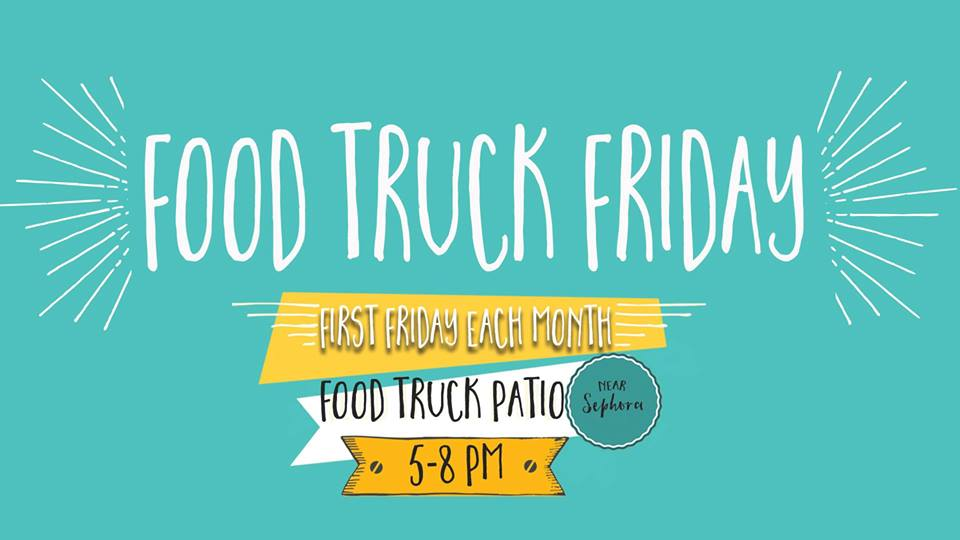 Food Truck Friday at The Summit