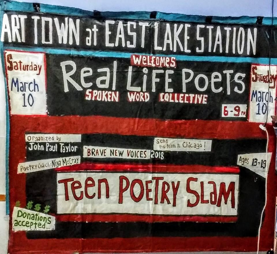 Real Life Poets Bham