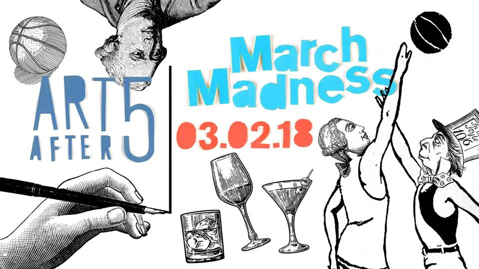 Art after 5 March Madness