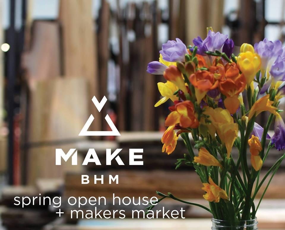 MAKEbhm Spring Market