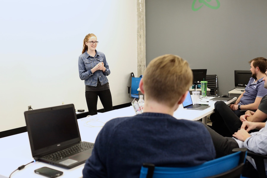 Teaching at Covalence.io