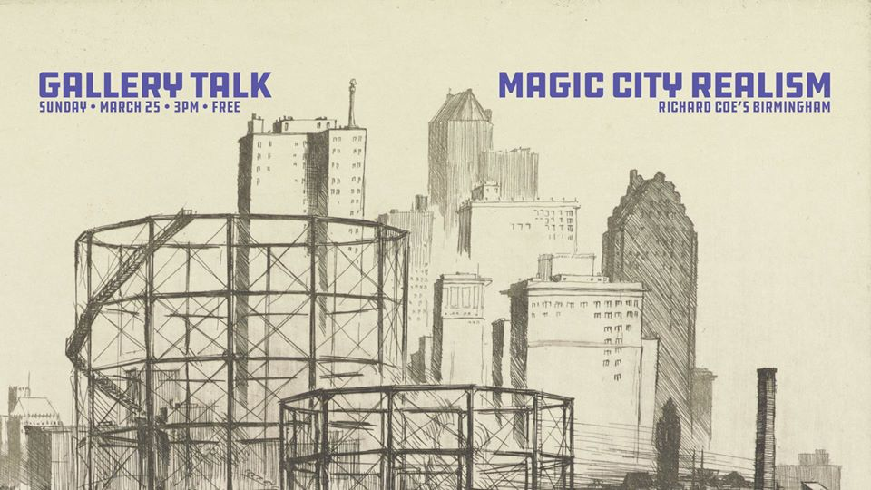 Gallery Talk: Magic City Realism